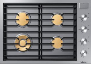 30-Inch Modernist Dacor Gas Cooktop
