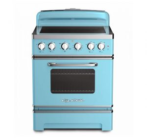 30 inch Retro Electric Induction Range