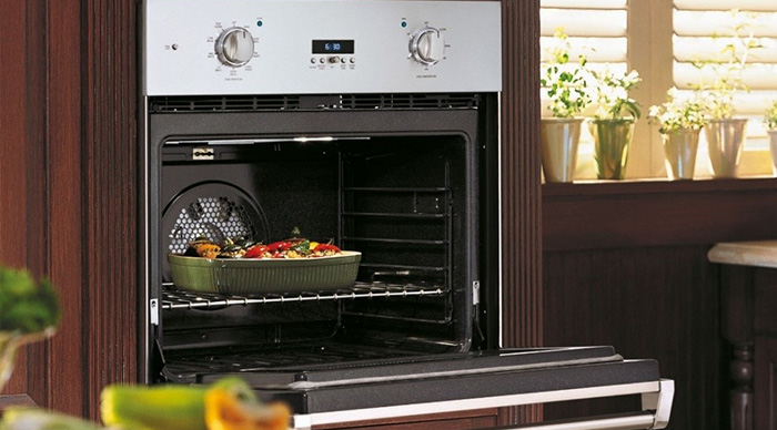 A High Performance Oven