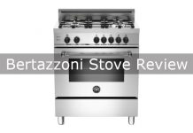 Bertazzoni stove review