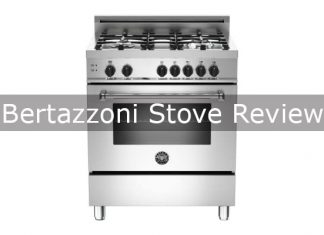 Bertazzoni stove review