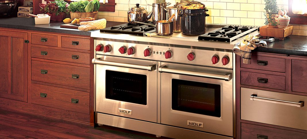 Best Wolf Gas Range Choosing The