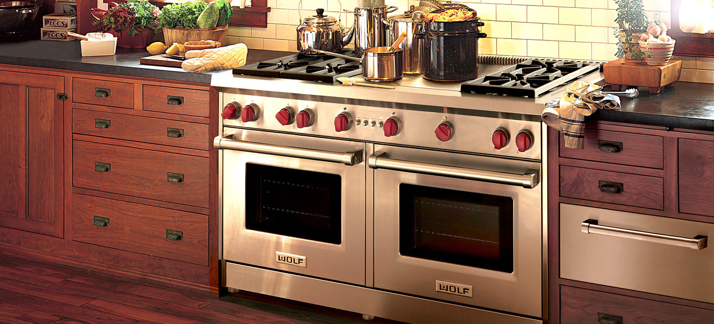 Best Wolf Gas Range Choosing The Design That Is Fit For You