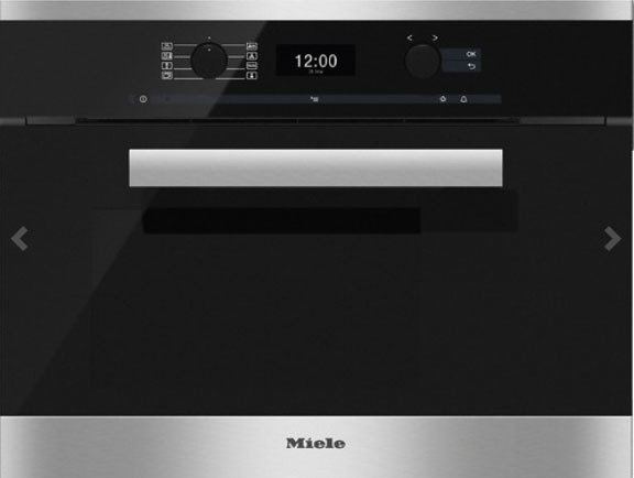 Combi Steam Miele Wall Oven