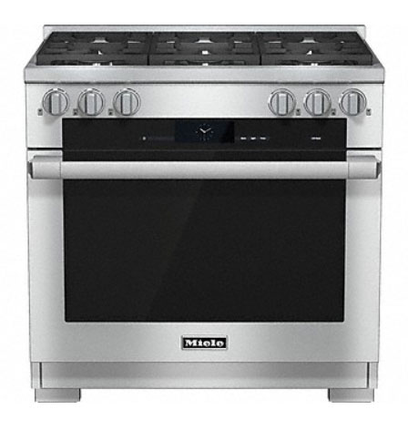Miele Gas Ranges