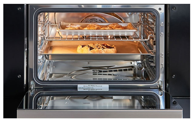 SubZero Wolf Convection Steam Oven