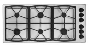 The 46-Inch Dacor Classic Gas Cooktop