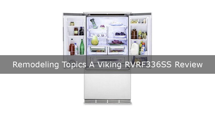Viking-RVRF336SS