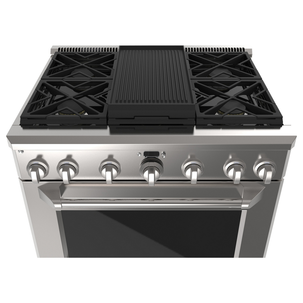 Ge Monogram 36 Dual Fuel Range Review
