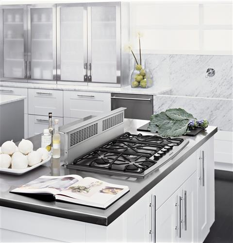 modern design cooktop