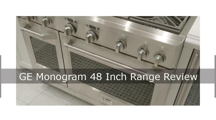 GE Monogram 48 Inch Range