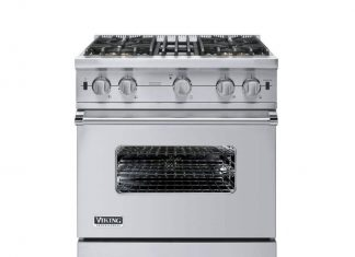 Viking VGCC5304BSS 5-Series 30-inch Gas Freestanding Range