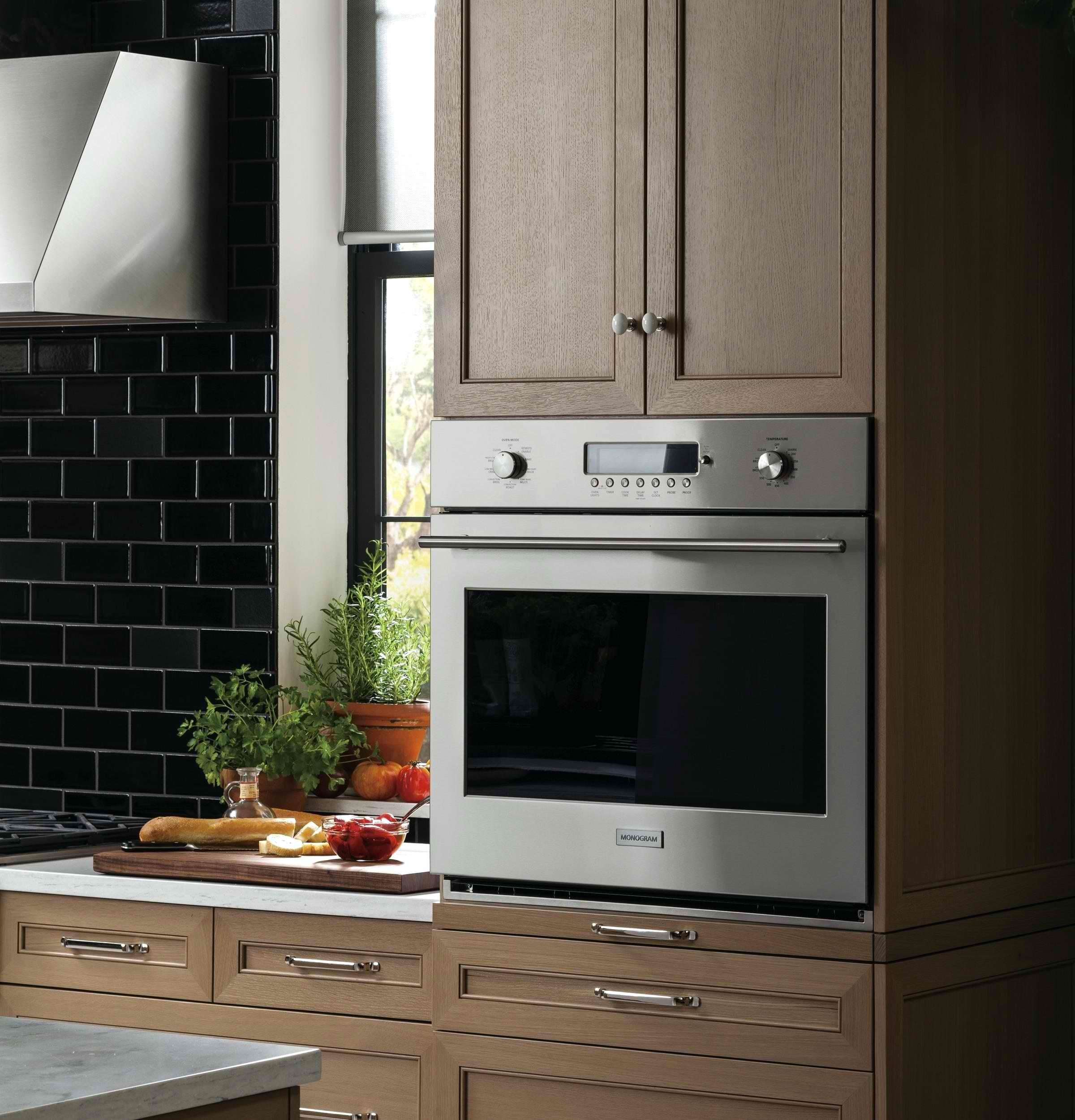 Ge Monogram Wall Oven Review : A Wall Oven Is A Great Choice