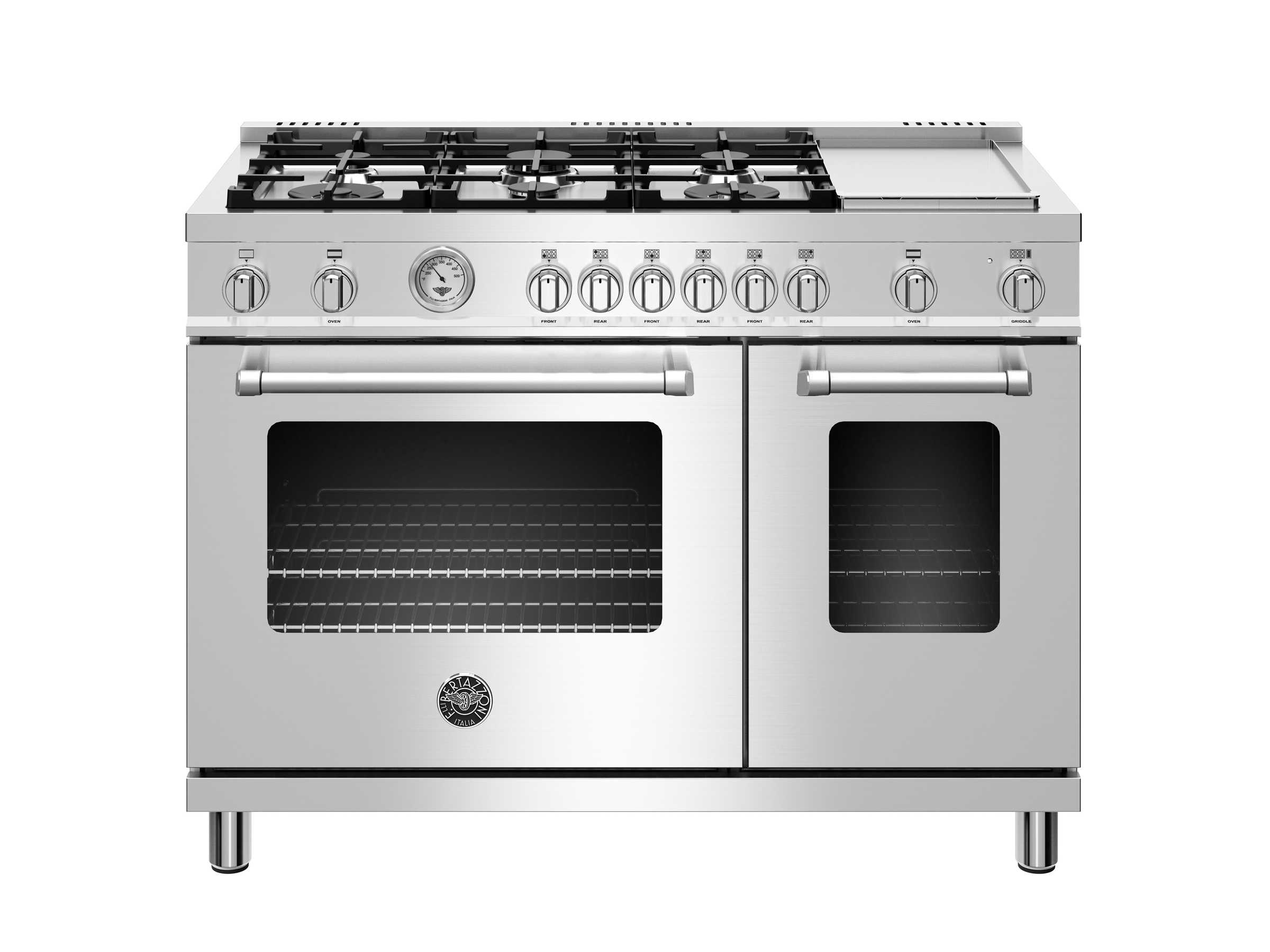 Specifications of the Bertazzoni Master Series