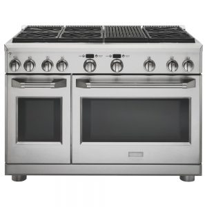 ge monogram 36 inch gas range body review