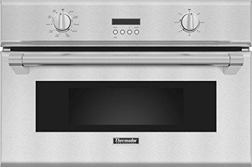 Thermador Professional Series Steam and Convection Oven Pso301m