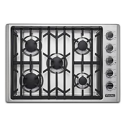 Viking 30-inch Natural Gas Cooktop